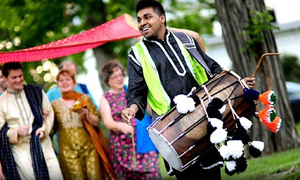 Baraat Dhol for your Indian Wedding